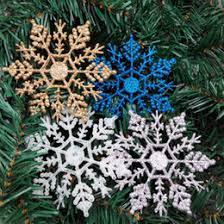 snowflake christmas tree ornaments australia new featured