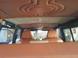Car Interior Curtains Am Auto Designers Roofing Car Tempo Traveller Buses Van