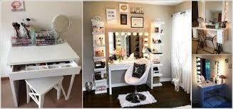 interior groupon makeup table glass top makeup table makeup
