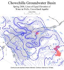 San Francisco Elevation Map Groundwater Data U0026 Monitoring