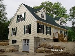cape cod chalet 2 storey gallery custom home builders