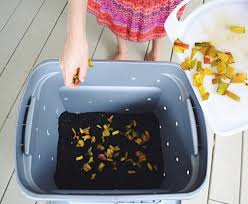 compost cuisine apartment composting how to compost on a budget pour