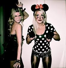 Minnie Mouse Womens Halloween Costume Easy Diy Costumes Women Bff Tayler Layne Minnie Mouse