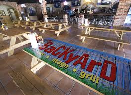 Backyard And Grill by New Backyard Eatery Entertainment Venue Signals Continued