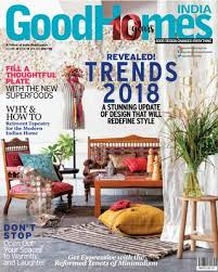 home design trends magazine india goodhomes india january 2018 by andrea palmieri issuu