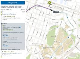 Map Route Planner by About Journey Planner Changes