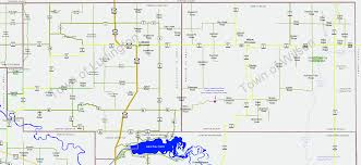 Wisconsin Maps by Ludington And Wilson Townships Map In Eau Claire County