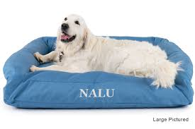 dog nesting bed nesting bolstered tuff bed chew proof dog beds