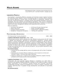 Logistics Resume Examples by Resume Examples Great 10 Free Military To Civilian Resume