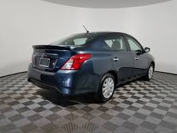 nissan almera for sale done deal used 2016 nissan versa 1 6 sv 4d sedan in orlando zr851142