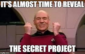 Secret Meme - secret project reveal imgflip