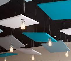 bureau ude acoustique stereo panneaux panneaux de plafond design de texaa toutes les