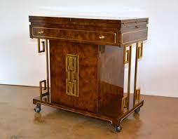 bernhard rohne for mastercraft buffet or bar cart at 1stdibs
