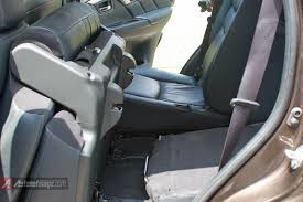 mitsubishi adventure 2017 interior seats tip and tumble seat all new mitsubishi pajero sport 2016 autonetmagz