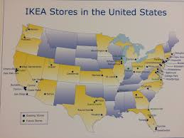 Atlanta Map Usa by Ikea Opening Norfolk Store In 2018 Wavy Tv