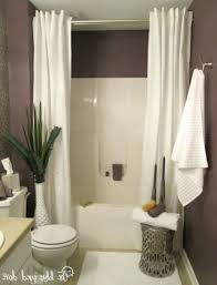 shower curtain ideas for small bathrooms pmcshop