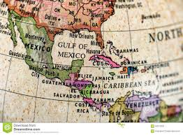 World Map North America by Globe North America Stock Photo Image 55912533
