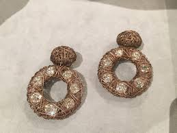 hemmerle earrings high jewelry a popular draw at tefaf maastricht