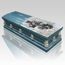 cheap caskets personalized caskets customize your casket with photos