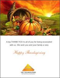 happy thanksgiving vee technologies on this thanksgiving day