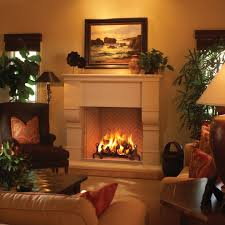 zero clearance wood burning fireplace interior design