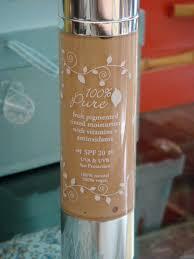 natural makeup review 100 pure cosmetics u2013 kristin rath