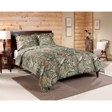 Camo Comforter Set King Realtree Bedding Comforter Set Walmart Com