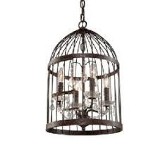 Birdcage Chandelier Shabby Chic Rachel Ashwell Shabby Chic Couture Beaded Birdcage Hanging Lights