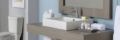 Rectangular Drop In Bathroom Sink by American Standard Bathroom Sink American Standard Studio Mirror