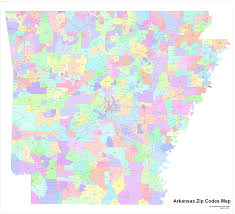 Map Of Phoenix Zip Codes by Zip Code Map Of Arkansas Zip Code Map