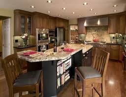 trendy island kitchen designs 858