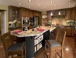 trendy island kitchen designs 858