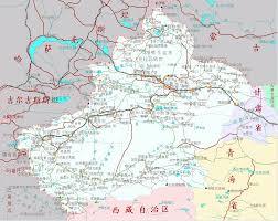 China Province Map Xinjiang Province Map Map China Map Shenzhen Map World Map Cap