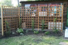 Support For Climbing Plants - garden trellis garden decor
