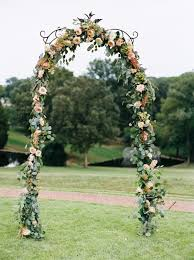 Wedding Arches And Arbors Flower Wedding Arbors And Arches Trendy Bride Magazine