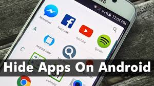how to hide photos on android to hide apps on android methods
