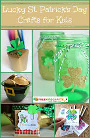 12 st patrick u0027s day crafts for kids allfreekidscrafts com