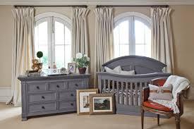 Pali Marina Crib Impressive Grey Crib And Dresser Set Serta Langley Convertible