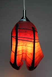 Mexican Pendant Lights Hanging L And Black Mexican Glass L Shade Glass
