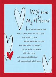 card for husband my husband s day card cardstore