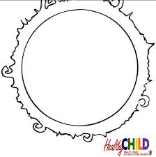 oval coloring page the sun space and solar system coloring pages