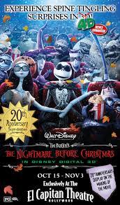 tim burton u0027s the nightmare before christmas 1993 halloween