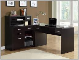 l shaped office desks with bookcase u2014 all home ideas and decor l