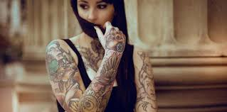 30 astonishing facts about tattoos the fact site