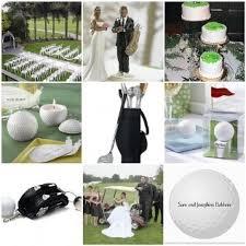 thã me de mariage mariage thème golf décoration forum mariages net