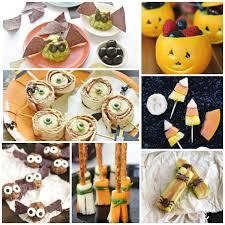 31 healthy halloween snacks for kids fantastic fun u0026 learning