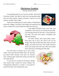 christmas worksheets for grade 7 fun stuff for primary grades on