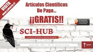 Sci Hub Sci Hub Bz Accede A ículos Científicos De Pago Gratis