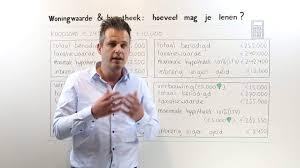 Geld Lenen Voor Verbouwing Aftrekbaar Woningwaarde En Hypotheek Hoeveel Mag Je Lenen University