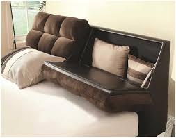 full platform bed with bookcase headboard double bed with storage